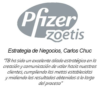 Testimonio Pfizer Zoetis